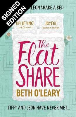 The Flatshare: Signed Edition (Hardback)