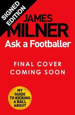 Ask A Footballer: Signed Edition (Hardback)