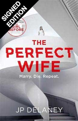 The Perfect Wife: Signed Edition (Hardback)
