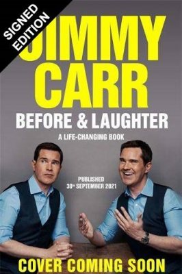 Before & Laughter: Signed Edition (Hardback)
