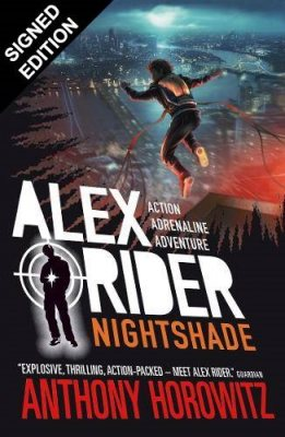 Nightshade: Signed Bookplate Edition - Alex Rider (Paperback)