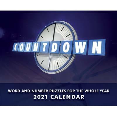 2021 Countdown Boxed Calendar (Calendar)