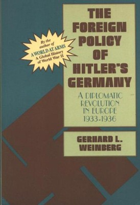 The Foreign Policy Of Hitler's Germany