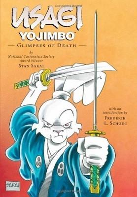 Usagi Yojimbo: Usagi Yojimbo Volume 20: Glimpses Of Death Ltd. Glimpses of Death Ltd. Volume 20 (Hardback)