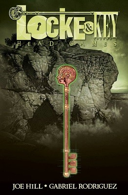 Locke & Key, Vol. 2 Head Games (Paperback)