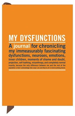 Knock Knock My Dysfunctions Mini Inner-Truth Journal - Mini Inner-Truth Journal