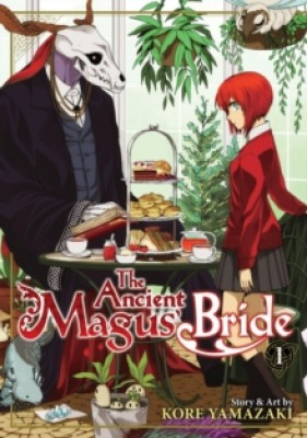 The Ancient Magus' Bride Vol. 1 - The Ancient Magus' Bride 1 (Paperback)