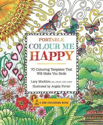 Portable Color Me Happy (Paperback)