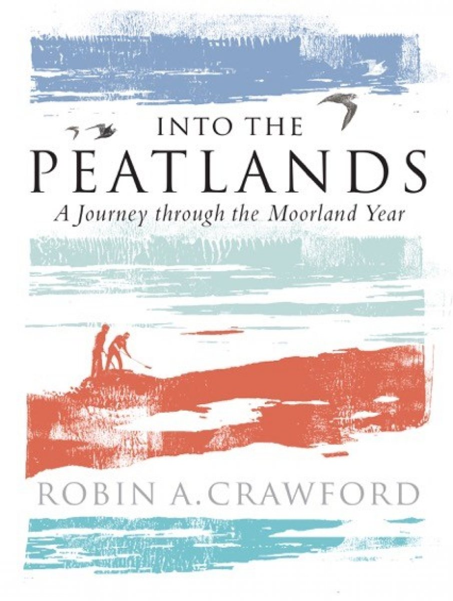 Into the Peatlands: A Journey through the Moorland Year (Paperback)