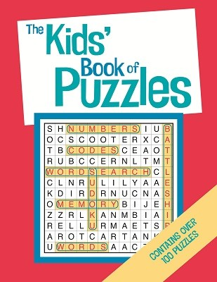The Kids' Book Of Puzzles (Paperback)