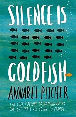 Silence is Goldfish (Hardback)