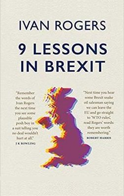 9 Lessons In Brexit (Paperback)