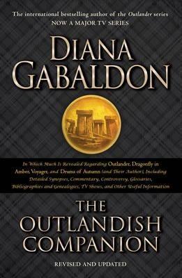 The Outlandish Companion Volume 1 - Outlander (Hardback)