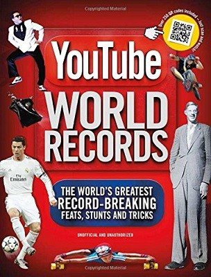 YouTube World Records (Hardback)