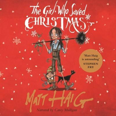 The Girl Who Saved Christmas (CD-Audio)