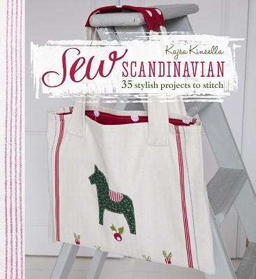 Sew Scandinavian: 35 Stylish Projects to Stitch (Paperback)