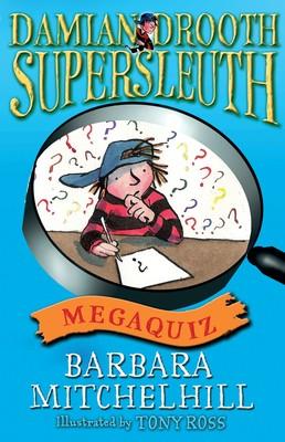 Damian Drooth Mega Quiz (Paperback)
