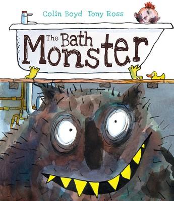 The Bath Monster (Hardback)