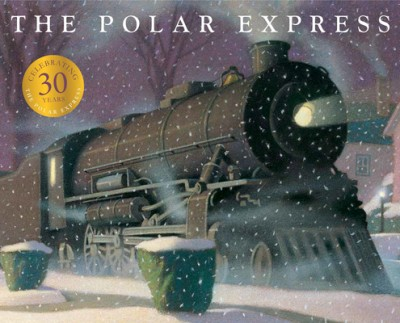 The Polar Express: 35th Anniversary Edition (Paperback)