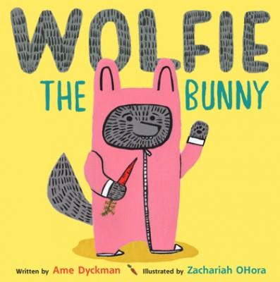 Wolfie the Bunny (Hardback)