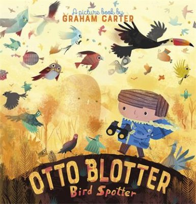 Otto Blotter Bird Spotter storytime and crafts