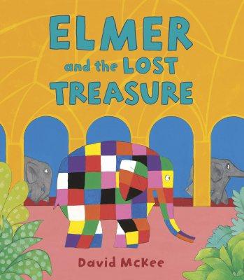 Elmer and the Lost Treasure - Elmer Picture Books (Paperback)