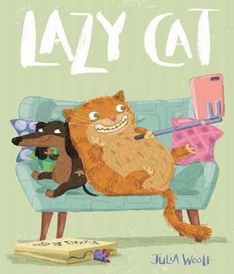 Lazy Cat (Paperback)