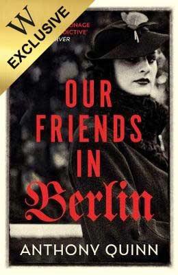 Our Friends in Berlin (Paperback)