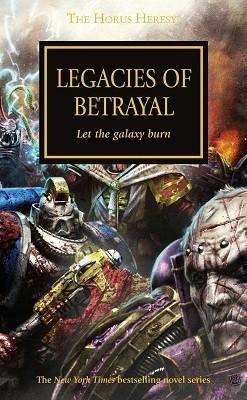 Legacies Of Betrayal - Horus Heresy 31 (Paperback)