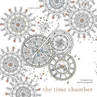 The Time Chamber A Magical Story And Colouring Book Paperback