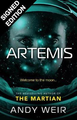 Artemis - Signed Edition (Hardback)