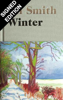 Cover of the book, Winter.