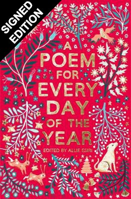 A Poem for Every Day of the Year: Signed Edition (Hardback)