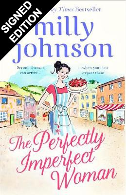 The Perfectly Imperfect Woman: Signed Edition (Hardback)