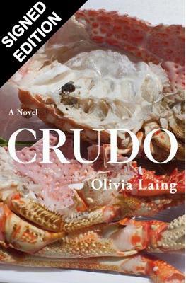 Crudo: Signed Edition (Hardback)