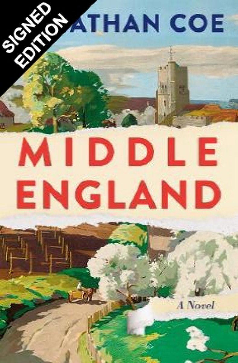 Middle England: Signed Edition (Hardback)