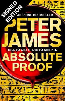 Cover of the book, Absolute Proof.