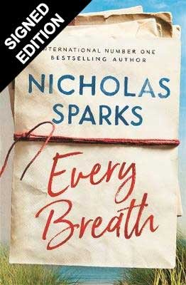 Cover of the book, Every Breath.