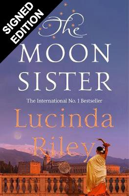Cover of the book, The Moon Sister (The Seven Sisters, #5).