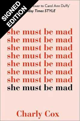 Cover of the book, She Must Be Mad.
