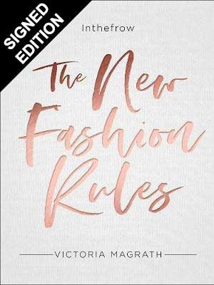 Cover of the book, The New Fashion Rules.