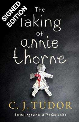 Cover of the book, The Taking of Annie Thorne.