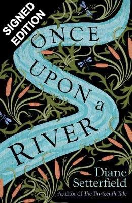Cover of the book, Once Upon a River.