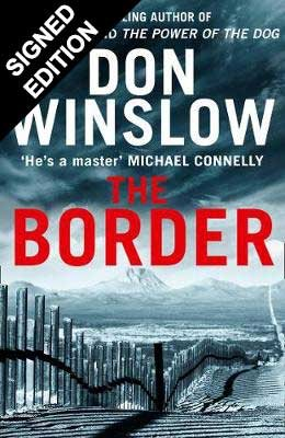 Cover of the book, The Border (Power of the Dog #3).