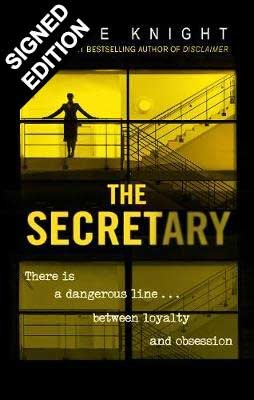 Cover of the book, The Secretary.