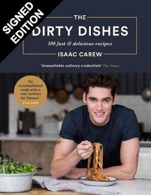 Cover of the book, The Dirty Dishes: 100 fast and delicious recipes.