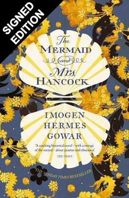 Cover of the book, The Mermaid and Mrs Hancock.