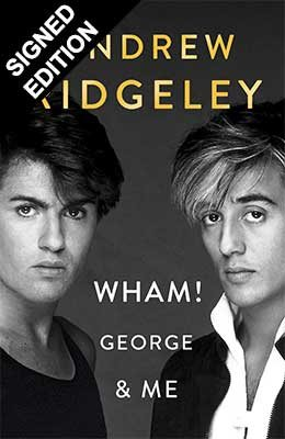 Cover of the book, Wham! George  Me.