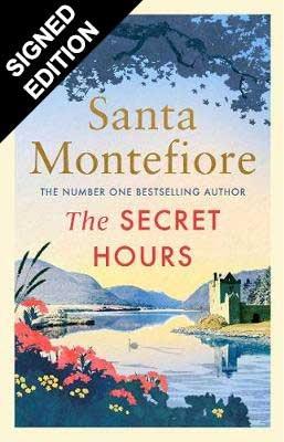 Cover of the book, The Secret Hours.