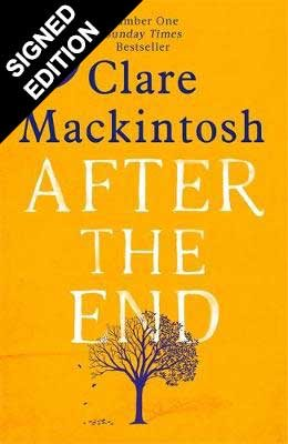 After the End: Signed Edition (Hardback)
